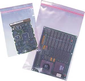 Static Control - Anti-Static Poly Bags