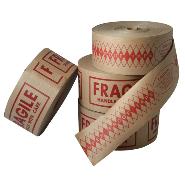 Pre Print Reinforce Kraft Tape