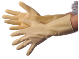 Unsupported PVC Gloves